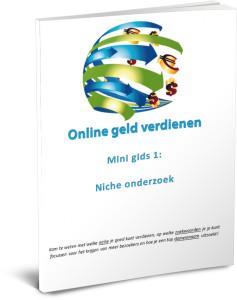 ebook niche onderzoek